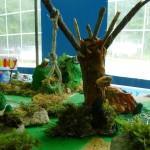 Il plastico dell'Isolachenoncè - L'albero dell'Impiccato