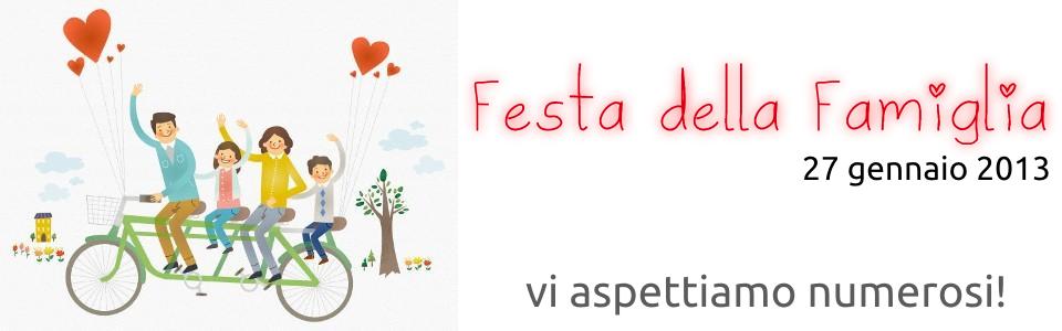 Festa della famiglia - Parrocchia di San Giorgio su Legnano