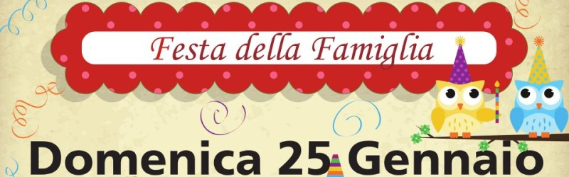 Festa della Famiglia in Parrocchia e in Oratorio