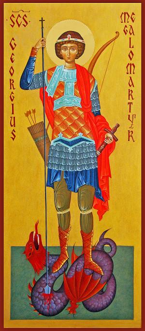 icona di san Giorgio