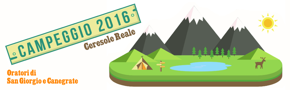 Campeggio 2016: E IN VALIGIA COSA METTO?