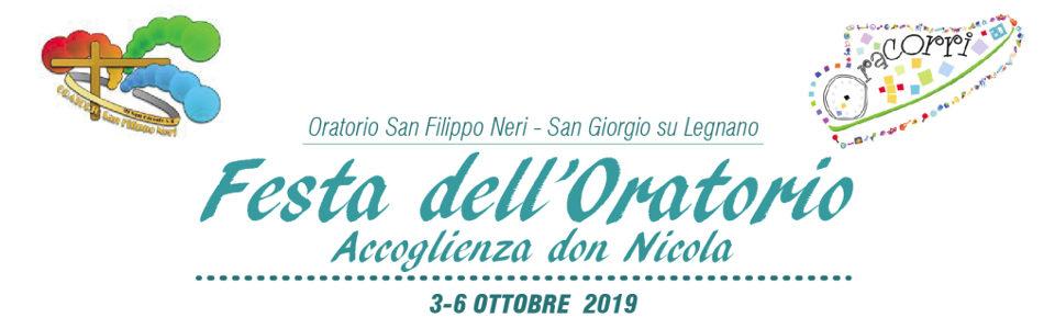 Festa dell'Oratorio 2019